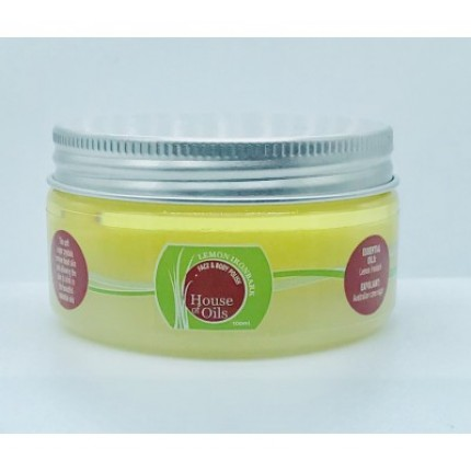 Exfoliating Face & Body Sugar Polish-Lemon Ironbark