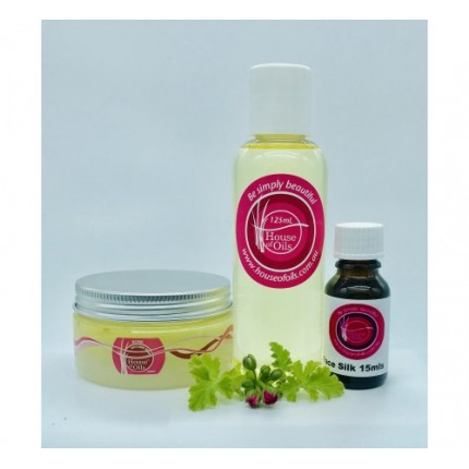 Gift Pack 100ml-Rose Geranium & Ylang Ylang