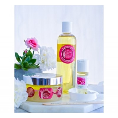 Gift Pack 250ml-Rose Geranium & Ylang Ylang